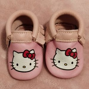 Hello Kitty soft sole